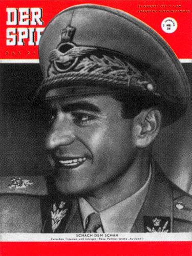DER SPIEGEL Nr. 34, 20.8.1952 bis 26.8.1952