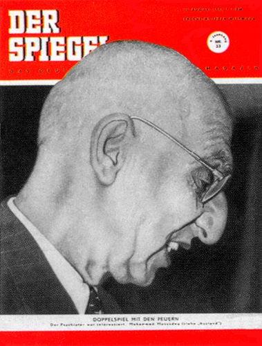 DER SPIEGEL Nr. 33, 15.8.1951 bis 21.8.1951