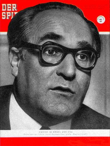 DER SPIEGEL Nr. 48, 24.11.1954 bis 30.11.1954