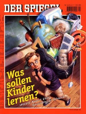 DER SPIEGEL Nr. 14, 2.4.2001 bis 8.4.2001