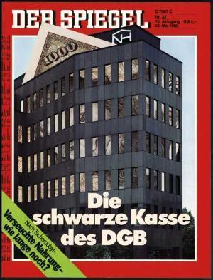 DER SPIEGEL Nr. 22, 26.5.1986 bis 1.6.1986