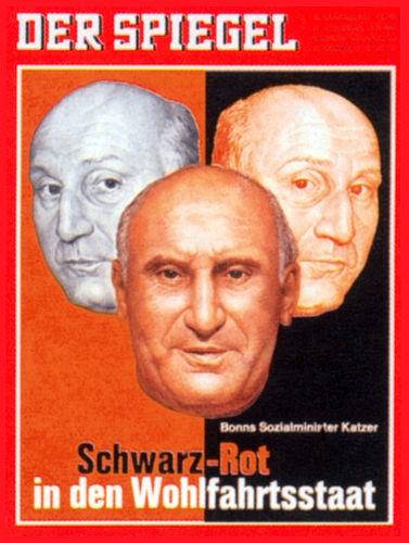 DER SPIEGEL Nr. 39, 18.9.1967 bis 24.9.1967