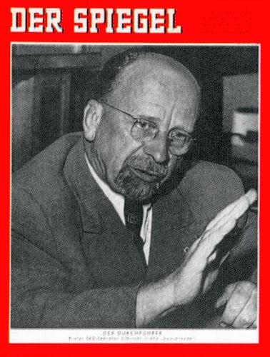 DER SPIEGEL Nr. 8, 19.2.1958 bis 25.2.1958