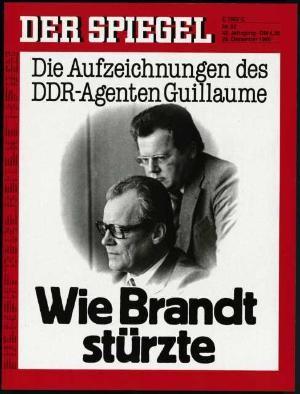 DER SPIEGEL Nr. 52, 26.12.1988 bis 1.1.1989