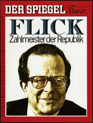 DER SPIEGEL Nr. 44, 29.10.1984 bis 4.11.1984