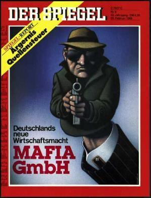 DER SPIEGEL Nr. 9, 29.3.1988 bis 4.4.1988