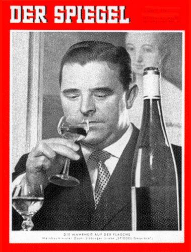 DER SPIEGEL Nr. 16, 16.4.1958 bis 22.4.1958