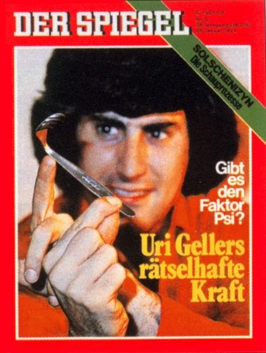 Original Zeitung DER SPIEGEL vom 28.1.1974 bis 3.2.1974