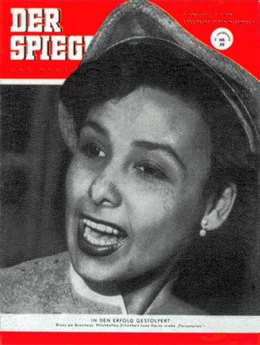 DER SPIEGEL Nr. 28, 9.7.1952 bis 15.7.1952