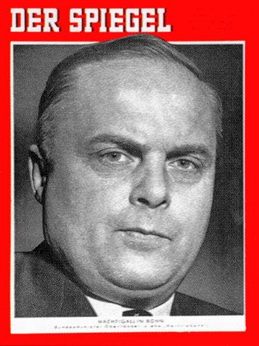 DER SPIEGEL Nr. 49, 2.12.1959 bis 8.12.1959