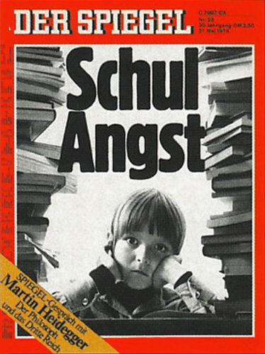 DER SPIEGEL Nr. 23, 31.5.1976 bis 6.6.1976