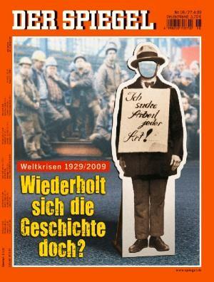 DER SPIEGEL Nr. 18, 27.4.2009 bis 3.5.2009