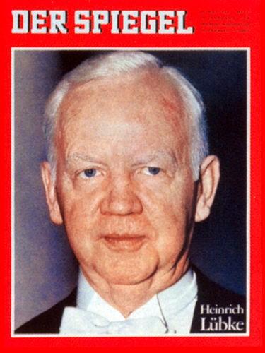 DER SPIEGEL Nr. 21, 20.5.1964 bis 26.5.1964