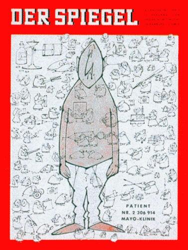 DER SPIEGEL Nr. 2, 4.1.1961 bis 10.1.1961