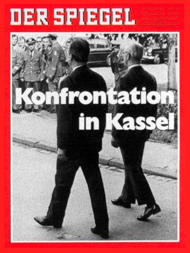 DER SPIEGEL Nr. 22, 25.5.1970 bis 31.5.1970