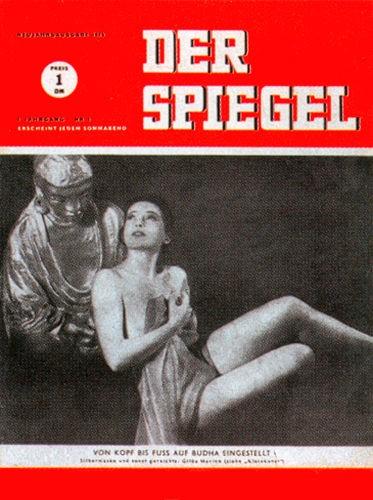 DER SPIEGEL Nr. 1, 1.1.1949 bis 7.1.1949
