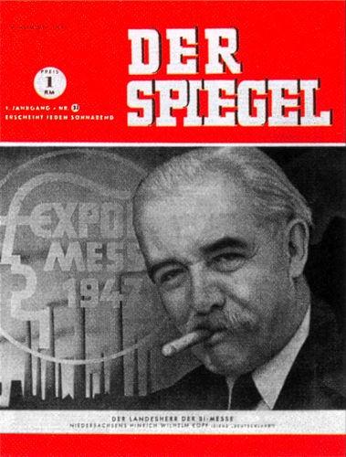 DER SPIEGEL Nr. 33, 16.8.1947 bis 22.8.1947