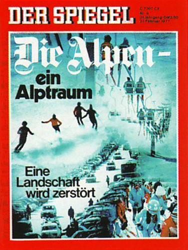 DER SPIEGEL Nr. 9, 21.2.1977 bis 27.2.1977