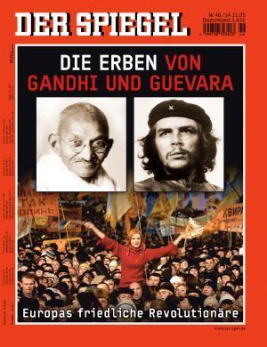 DER SPIEGEL Nr. 46, 14.11.2005 bis 20.11.2005