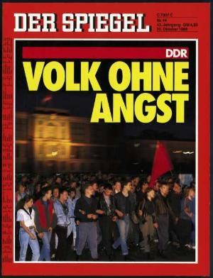 DER SPIEGEL Nr. 44, 30.10.1989 bis 5.11.1989