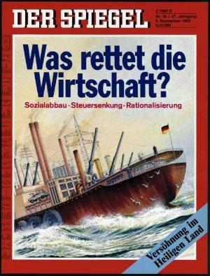 DER SPIEGEL Nr. 36, 6.9.1993 bis 12.9.1993