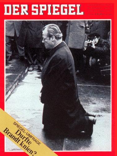 Original Zeitung DER SPIEGEL vom 14.12.1970 bis 20.12.1970