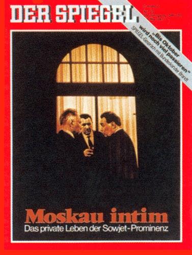 DER SPIEGEL Nr. 22, 24.5.1971 bis 30.5.1971