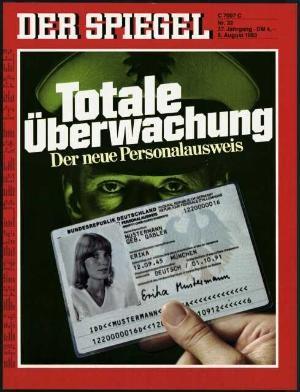 DER SPIEGEL Nr. 32, 8.8.1983 bis 14.8.1983