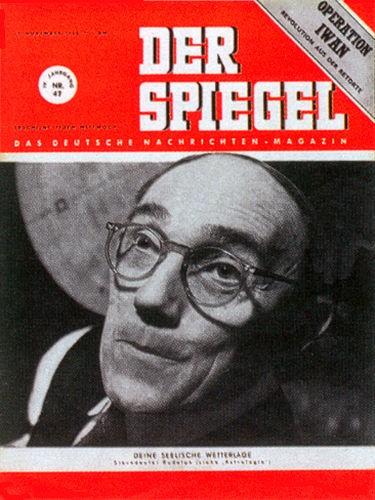 DER SPIEGEL Nr. 47, 22.11.1950 bis 28.11.1950