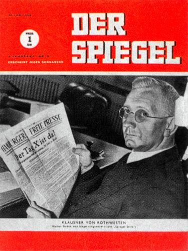 DER SPIEGEL Nr. 26, 26.6.1948 bis 2.7.1948