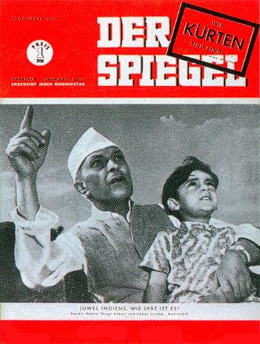 DER SPIEGEL Nr. 41, 6.10.1949 bis 12.10.1949