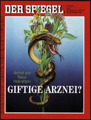 DER SPIEGEL Nr. 51, 19.12.1988 bis 25.12.1988