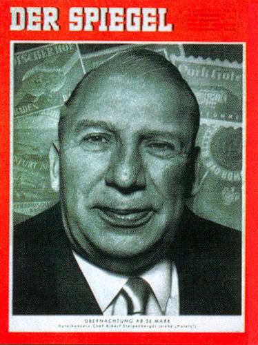 DER SPIEGEL Nr. 40, 28.9.1955 bis 4.10.1955