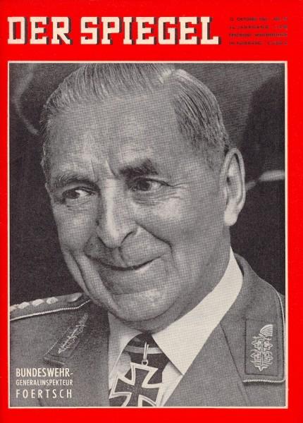 DER SPIEGEL Nr. 41, 10.10.1962 bis 16.10.1962