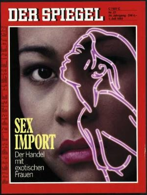 DER SPIEGEL Nr. 27, 1.7.1985 bis 7.7.1985
