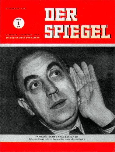 DER SPIEGEL Nr. 8, 19.2.1949 bis 25.2.1949