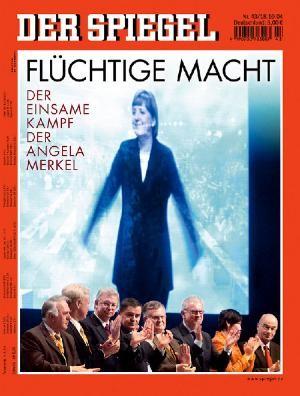 DER SPIEGEL Nr. 43, 18.10.2004 bis 24.10.2004