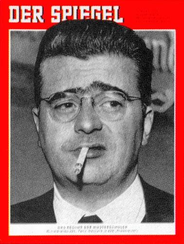 DER SPIEGEL Nr. 12, 19.3.1958 bis 25.3.1958