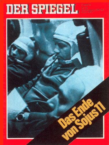 DER SPIEGEL Nr. 28, 5.7.1971 bis 11.7.1971