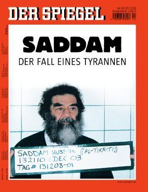 DER SPIEGEL Nr. 52, 20.12.2003 bis 26.12.2003