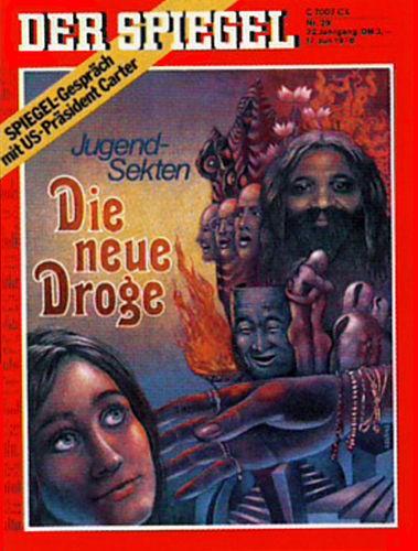 DER SPIEGEL Nr. 29, 17.7.1978 bis 23.7.1978