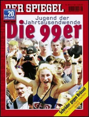 DER SPIEGEL Nr. 28, 12.7.1999 bis 18.7.1999