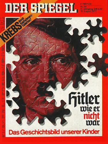 DER SPIEGEL Nr. 34, 15.8.1977 bis 21.8.1977
