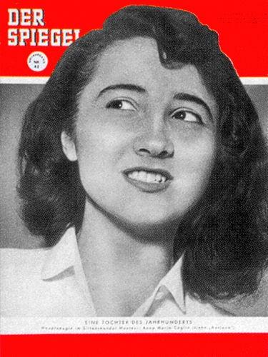 DER SPIEGEL Nr. 43, 20.10.1954 bis 26.10.1954