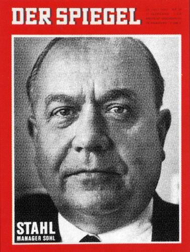 DER SPIEGEL Nr. 28, 10.7.1963 bis 16.7.1963