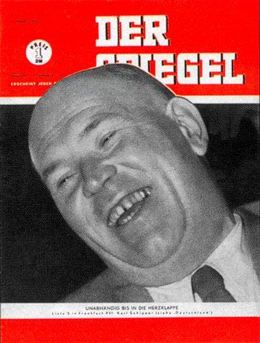 DER SPIEGEL Nr. 33, 11.8.1949 bis 17.8.1949