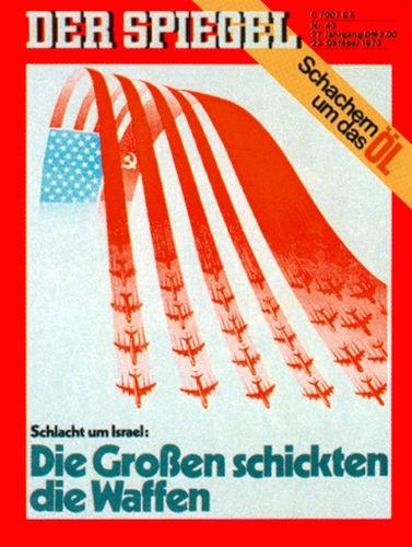 DER SPIEGEL Nr. 43, 22.10.1973 bis 28.10.1973