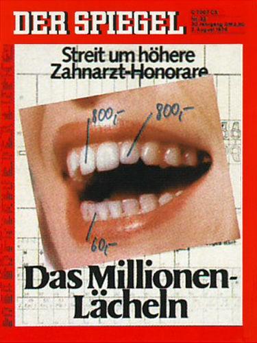DER SPIEGEL Nr. 32, 2.8.1976 bis 8.8.1976