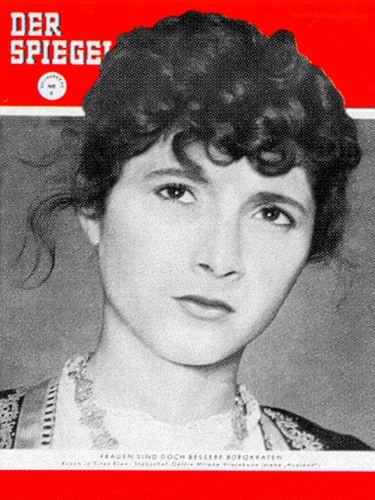 DER SPIEGEL Nr. 6, 3.2.1954 bis 9.2.1954