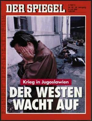 DER SPIEGEL Nr. 28, 6.7.1992 bis 12.7.1992